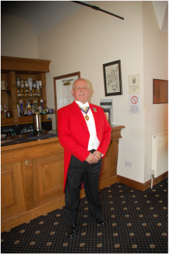 Kent Toastmaster, Kevin Masters